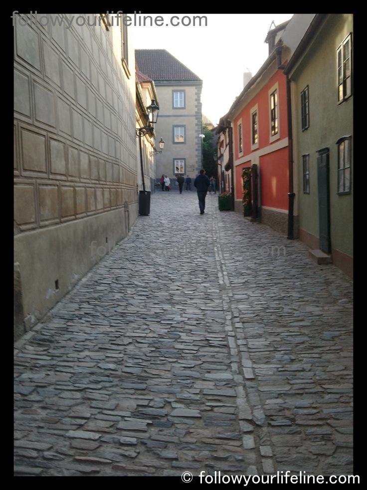Goldenes Gaesschen Prag
